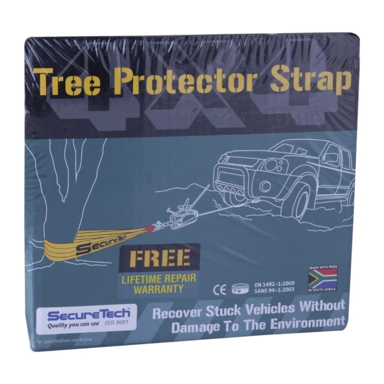 SecureTech Tree Trunk Protector 75mmx3.5mx8750kg - default