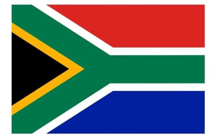 South African Flag Sticker - default