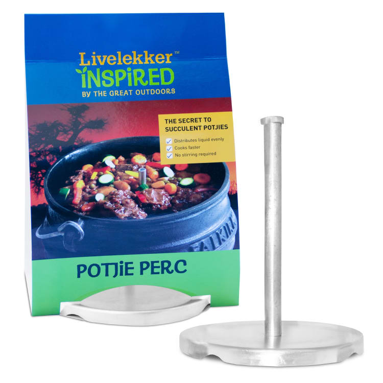 Livelekker Potjie Percolator - default
