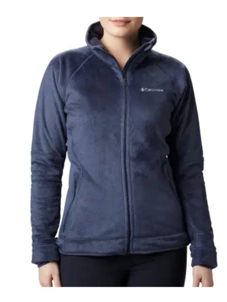 Columbia Women's Pearl Plush Jacket - Nocturnal