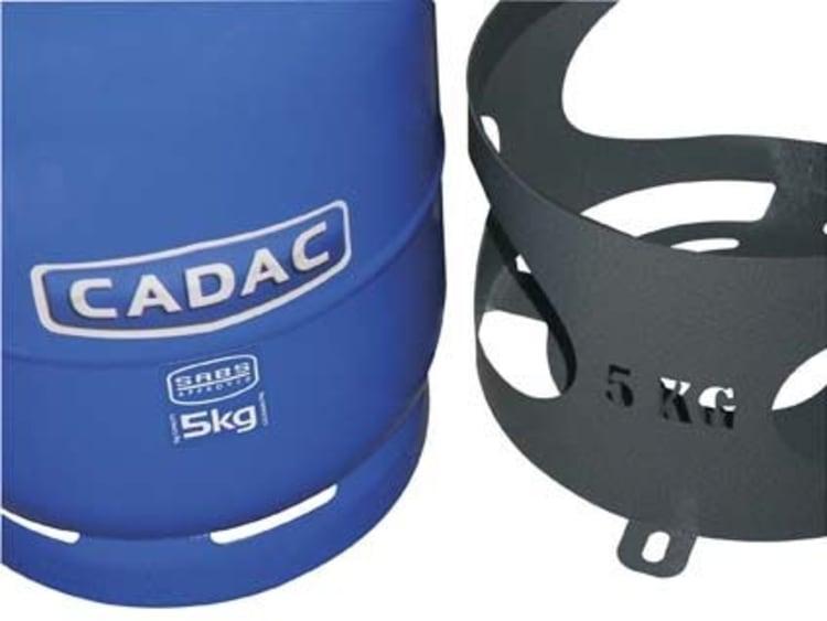 5Kg Gas Bottle Bracket - default