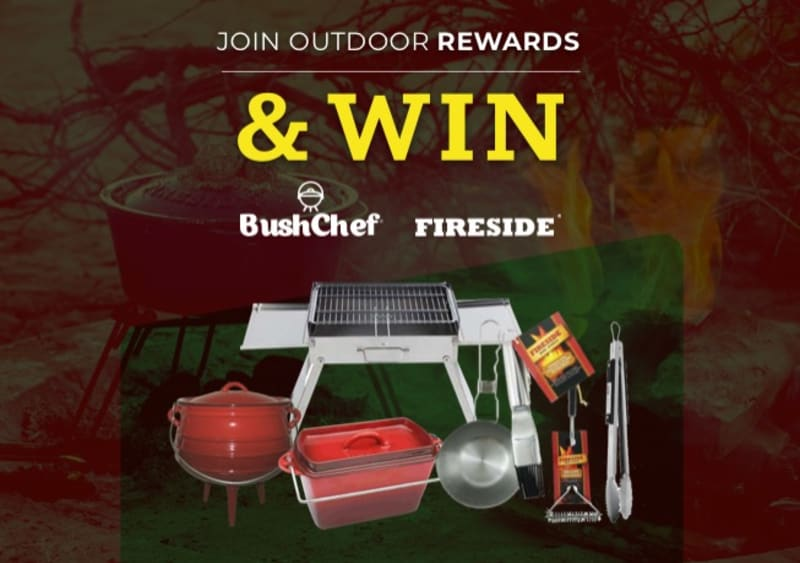 Join Outdoor Rewards and WIN!