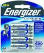 Energizer Lithium 4 pack AA - default