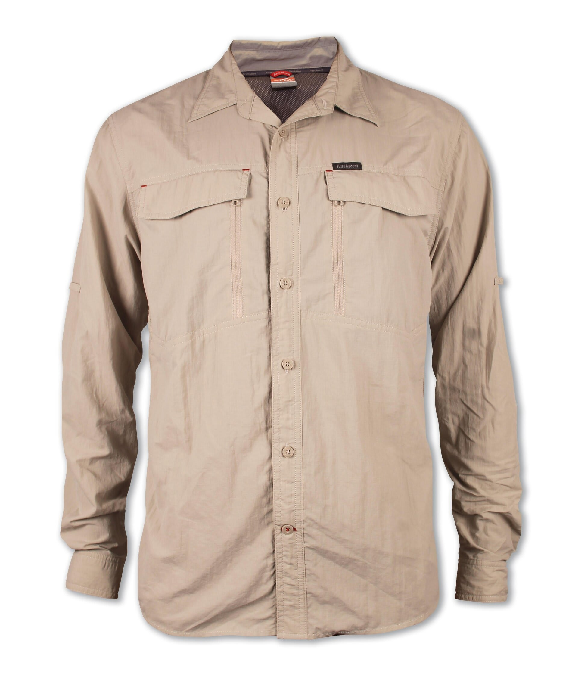 First Ascent Men's Tobago Long Sleeve Shirt