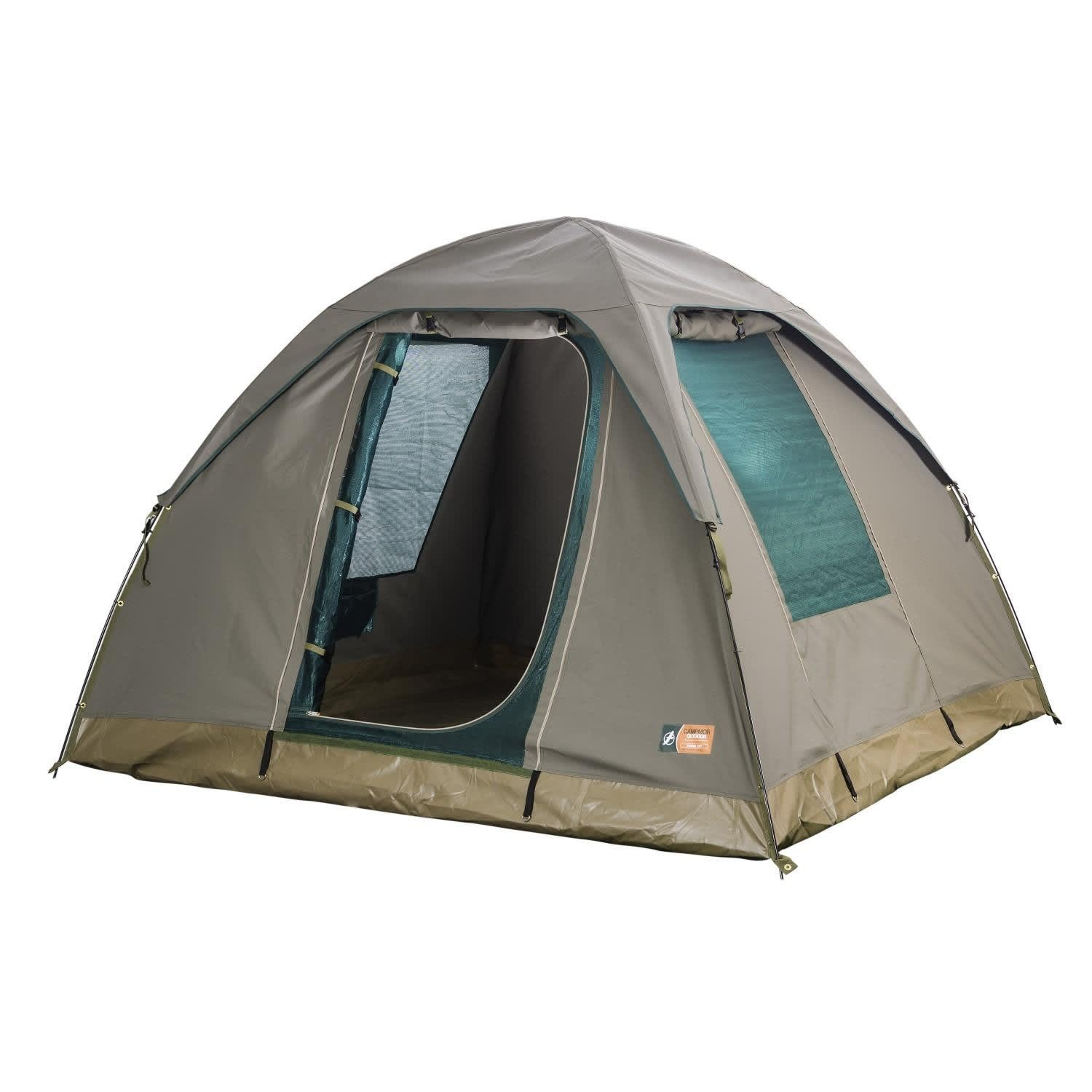 Campmor Sierra 5-person Canvas Dome Tent | Outdoor Warehouse