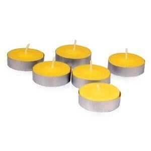 Republic Umbrella Citronella Tea Light 12Pack