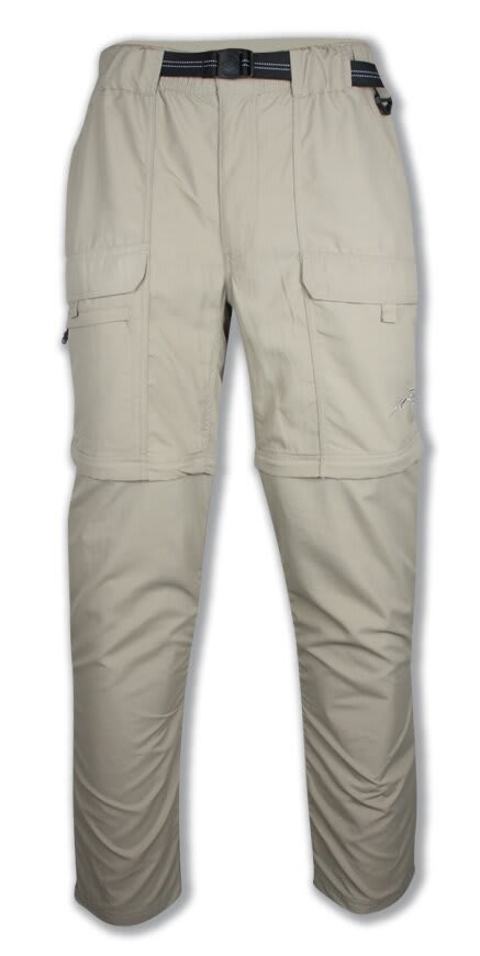 First Ascent Men's Utility Zip Off Trouser