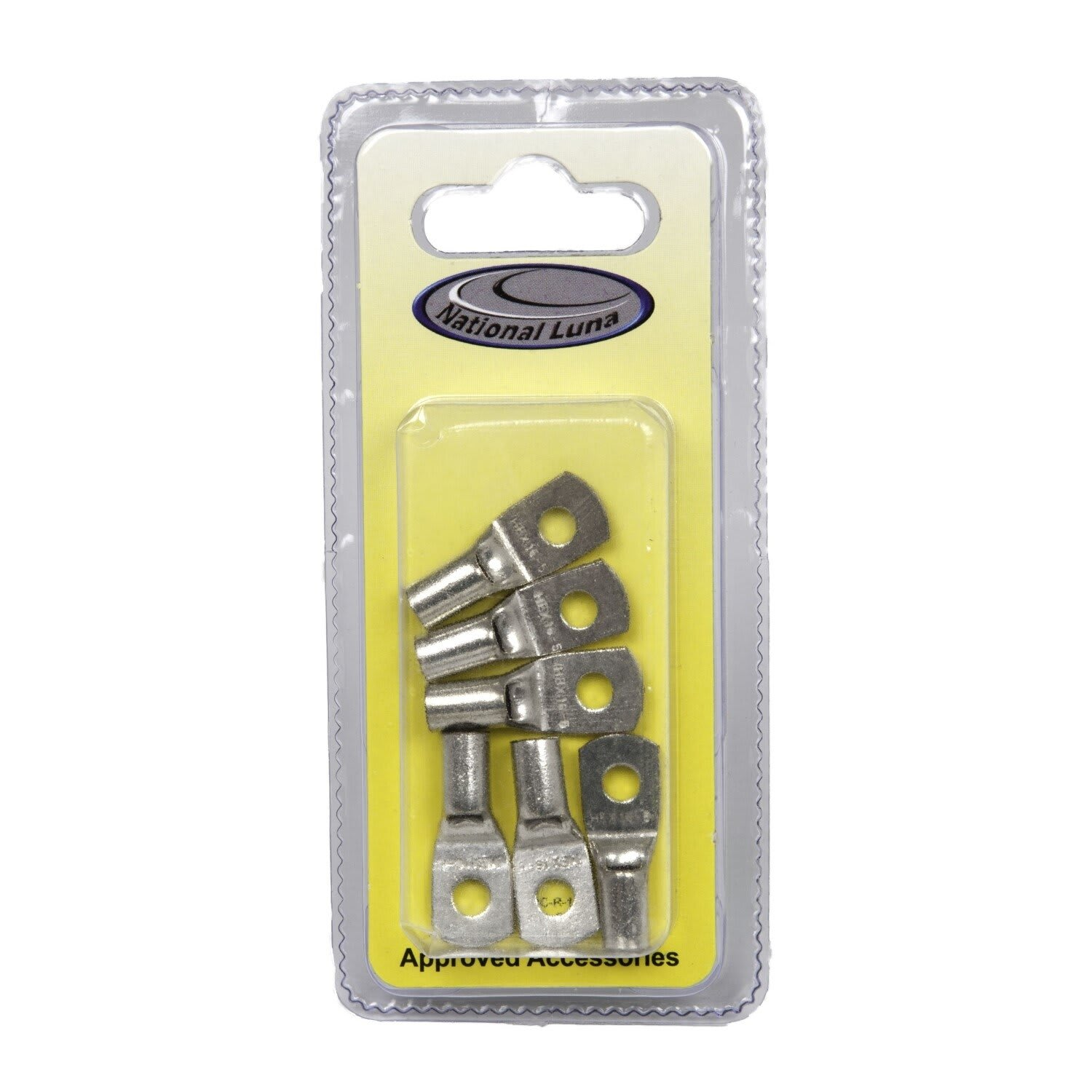 National Luna Cable Lugs 16x8 (6pack)