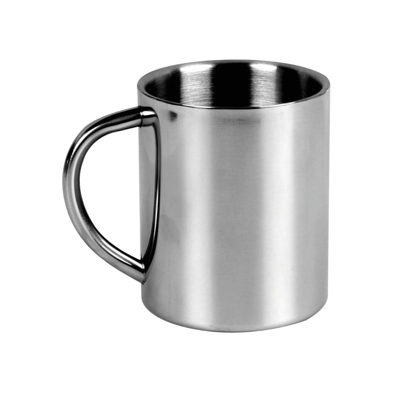 Natural Instincts stainless steel mug 400Ml