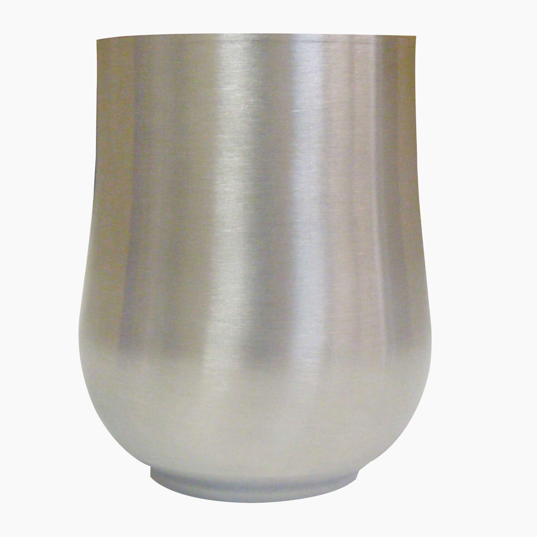 LQ S/ Steel Whiskey Glass 330ml