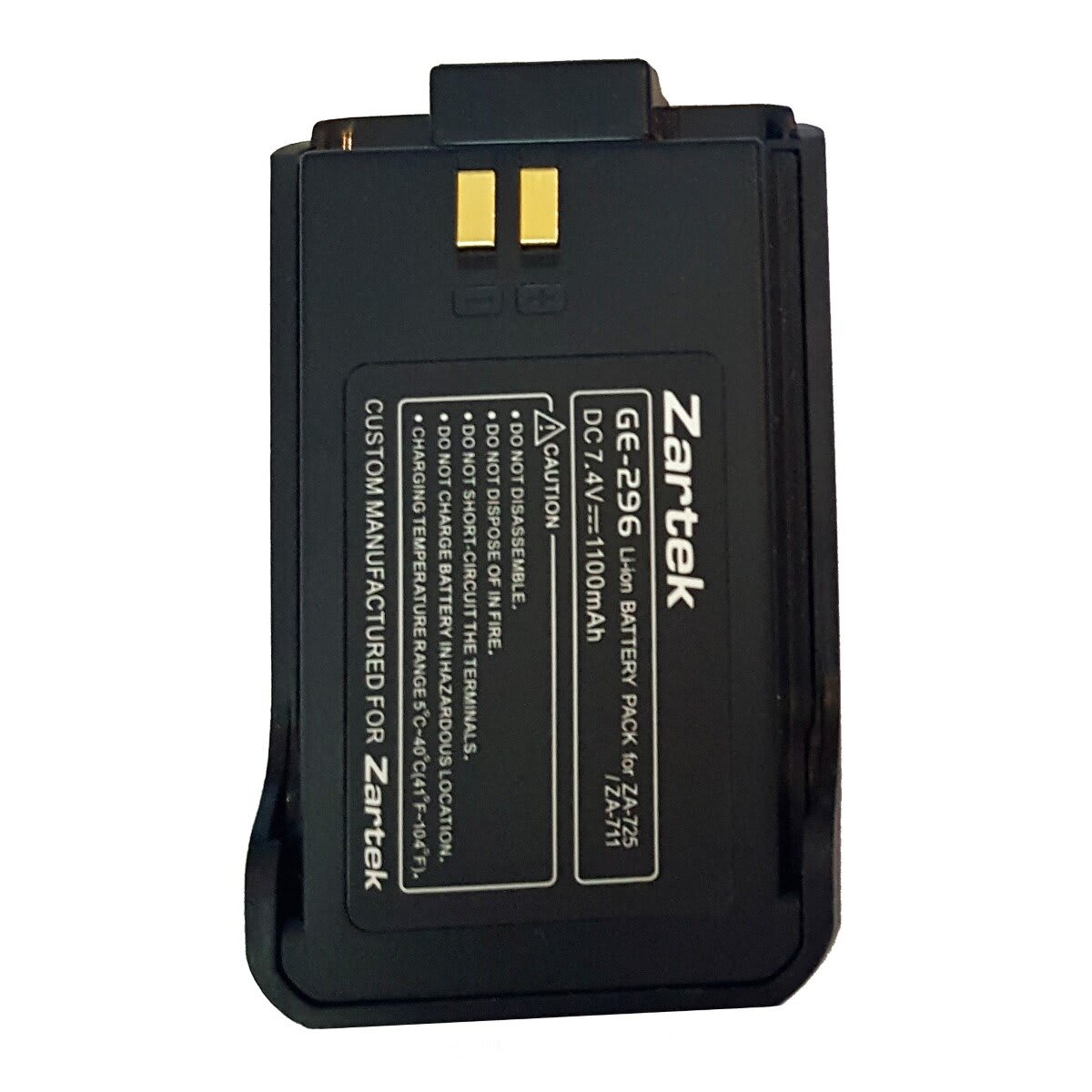Zartek ZA-725 spare battery