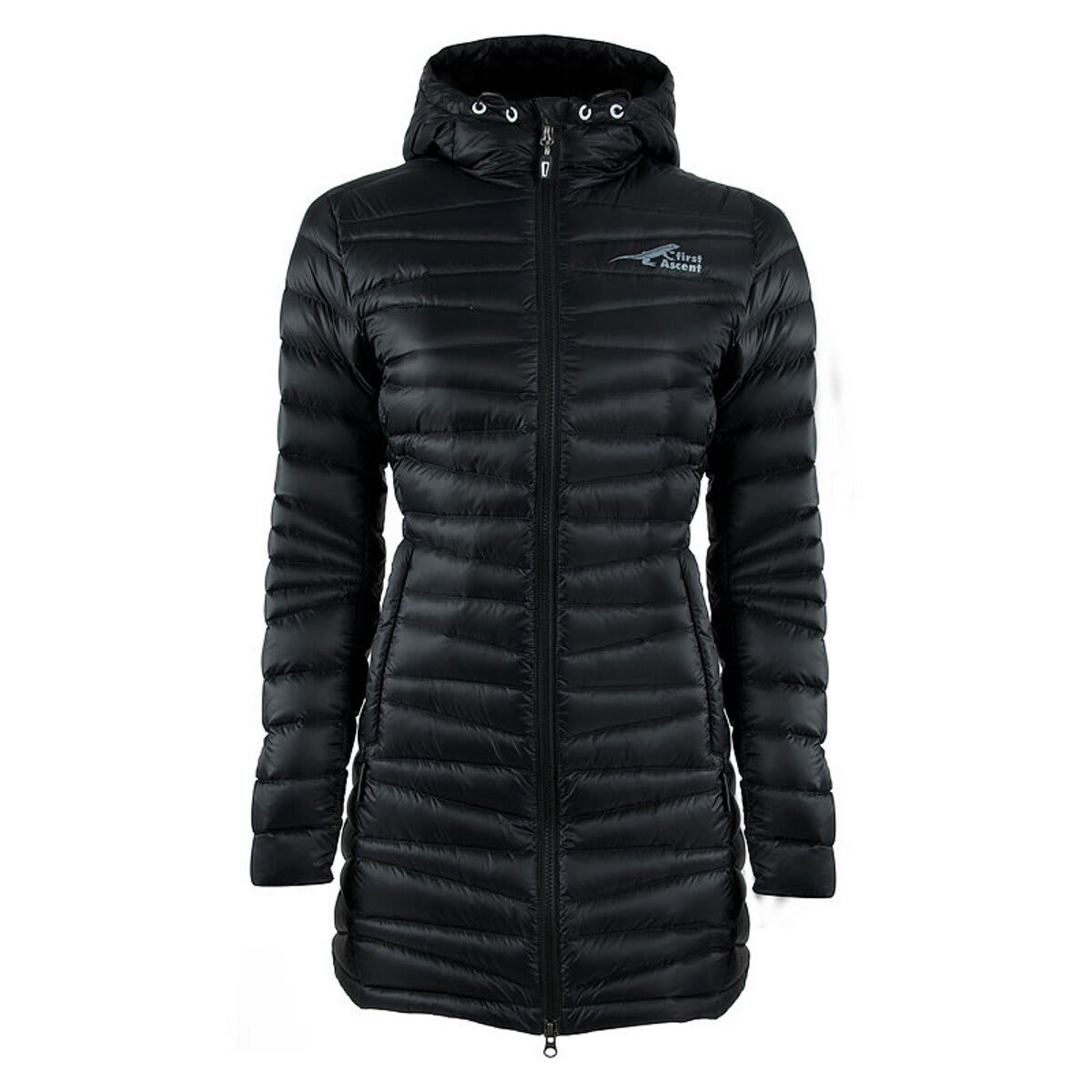 First Ascent Women's Arctic Down Parka Jacket
