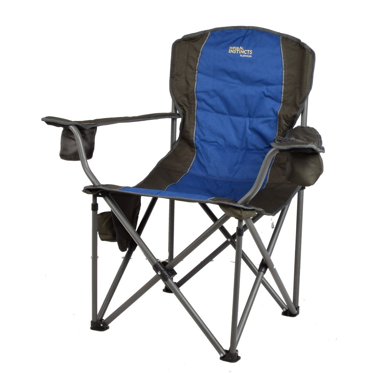 Natural Instincts Platinum Oversize Deluxe Heavy Duty Chair With Pocket