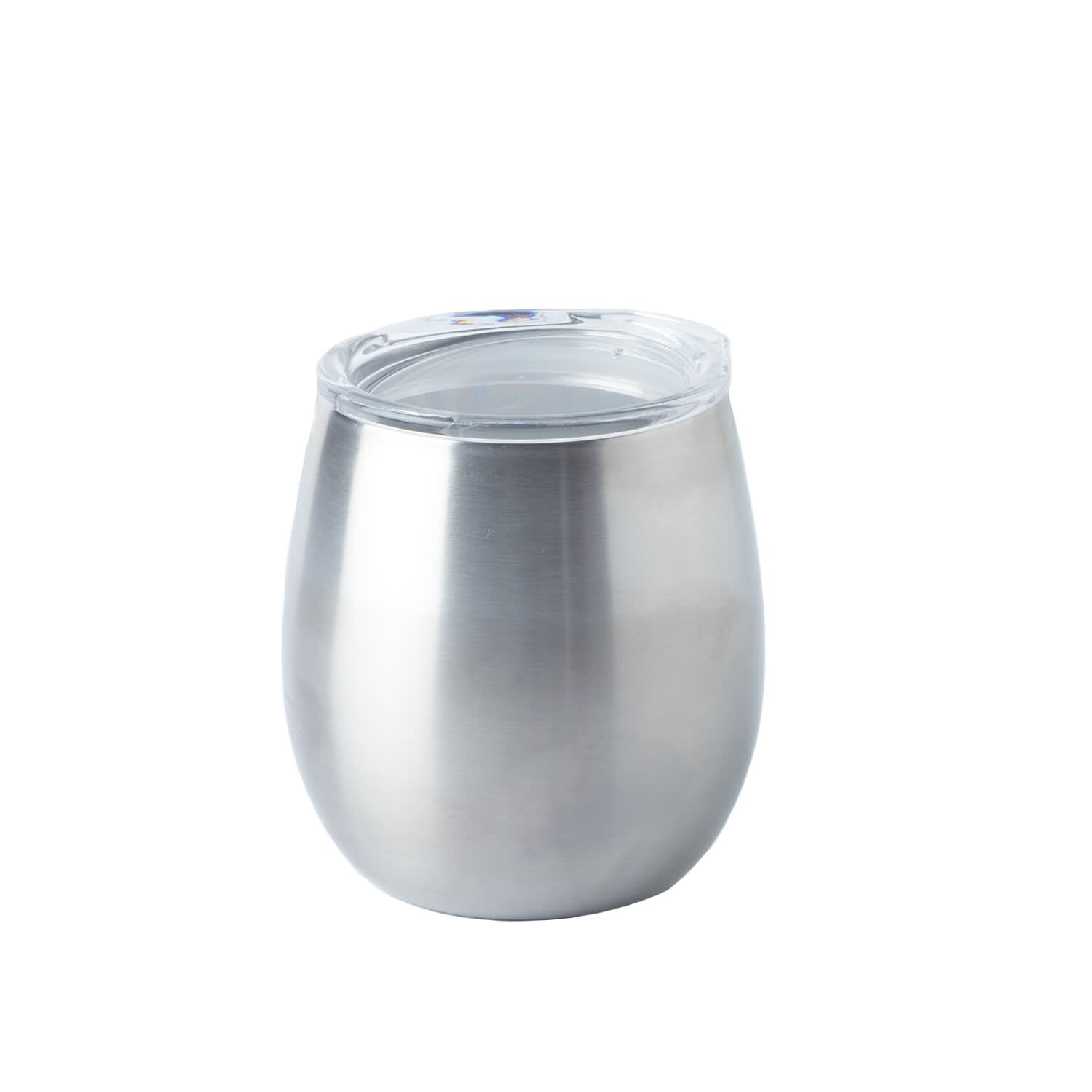 Natural Instincts 360ml Double Wall Wine Mug