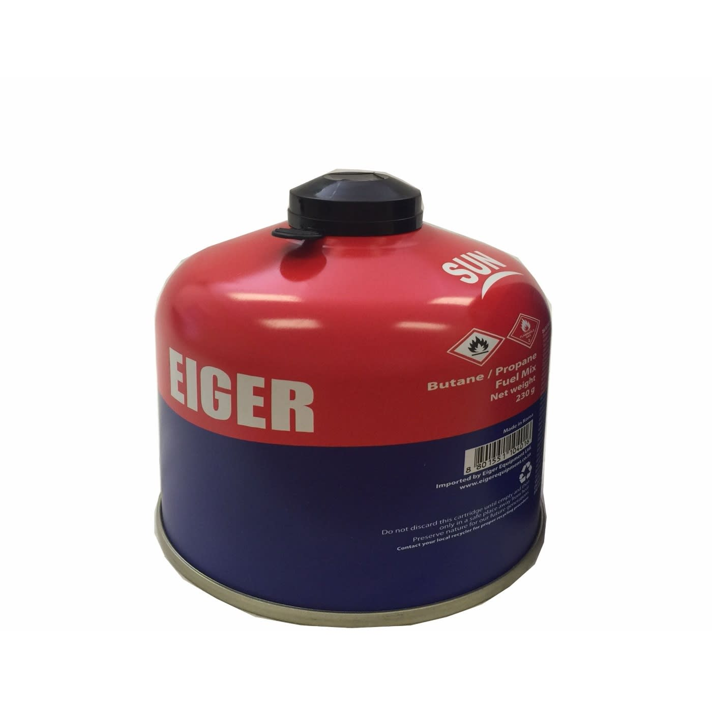 Eiger 230g Gas Canister