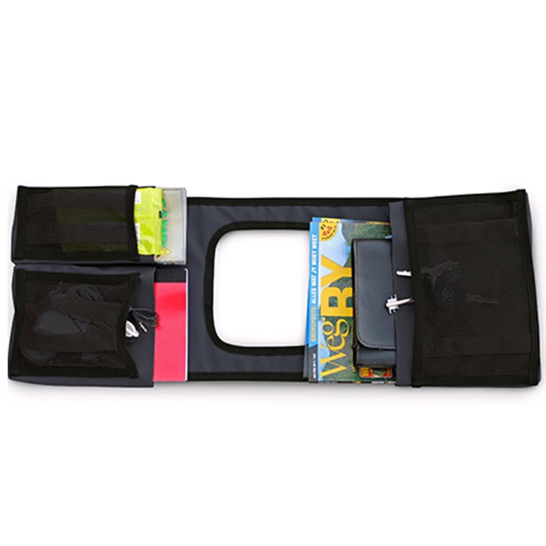 Gear Saddle Bag Grey Standard