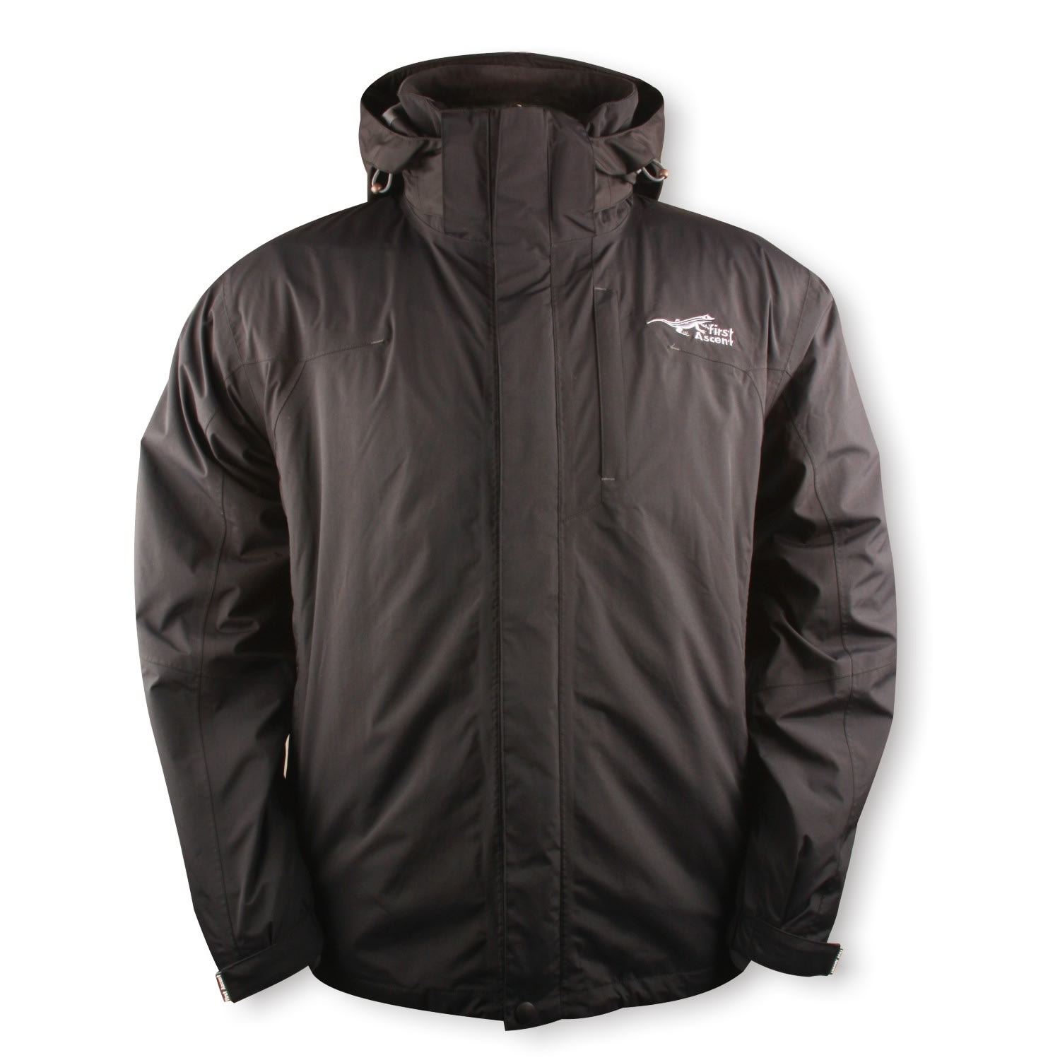 First Ascent Men's Discovery 3 in 1 Interconnect Jacket