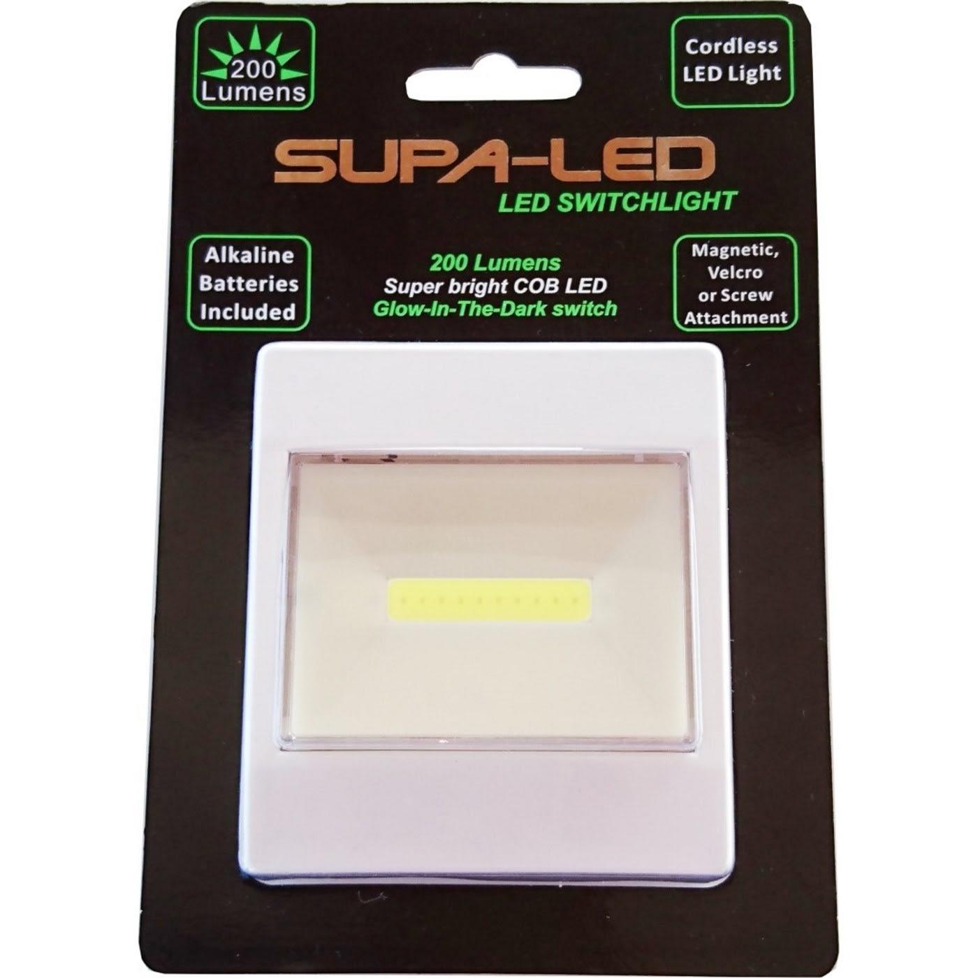 Supa-Led Switch Light
