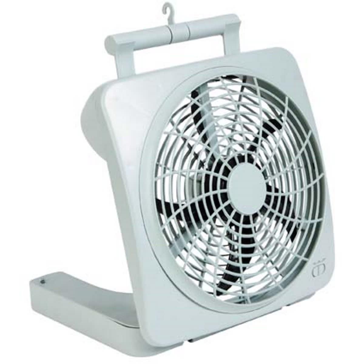 TrailBoss Portable 12V Fan