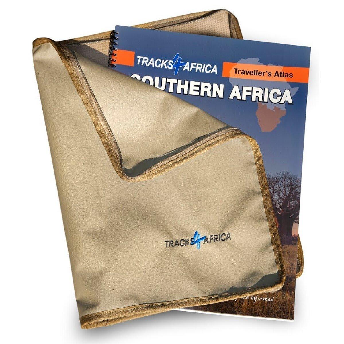 Tracks4Africa Atlas Cover