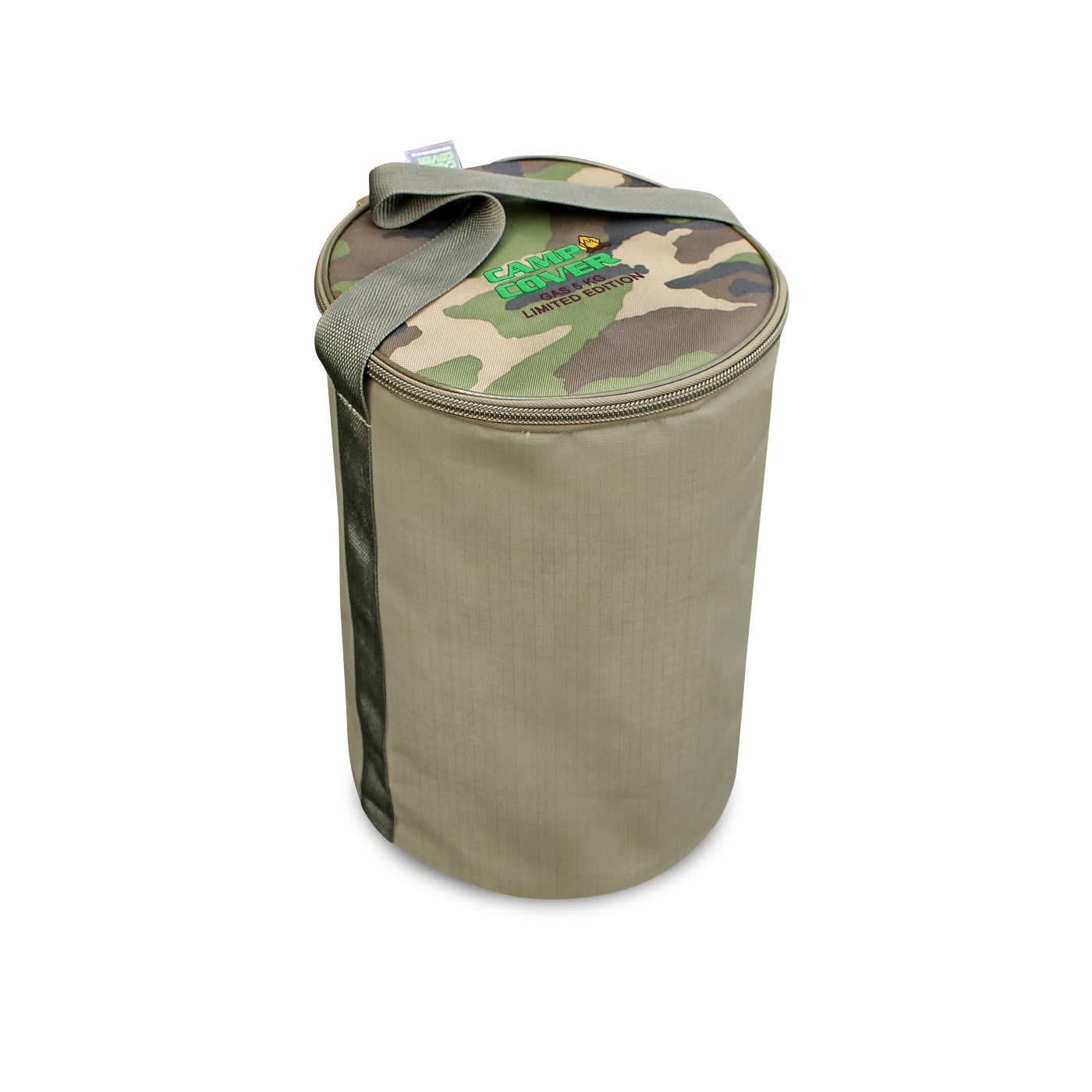 Camp Cover Camo 5KG Gas Bottle Cover