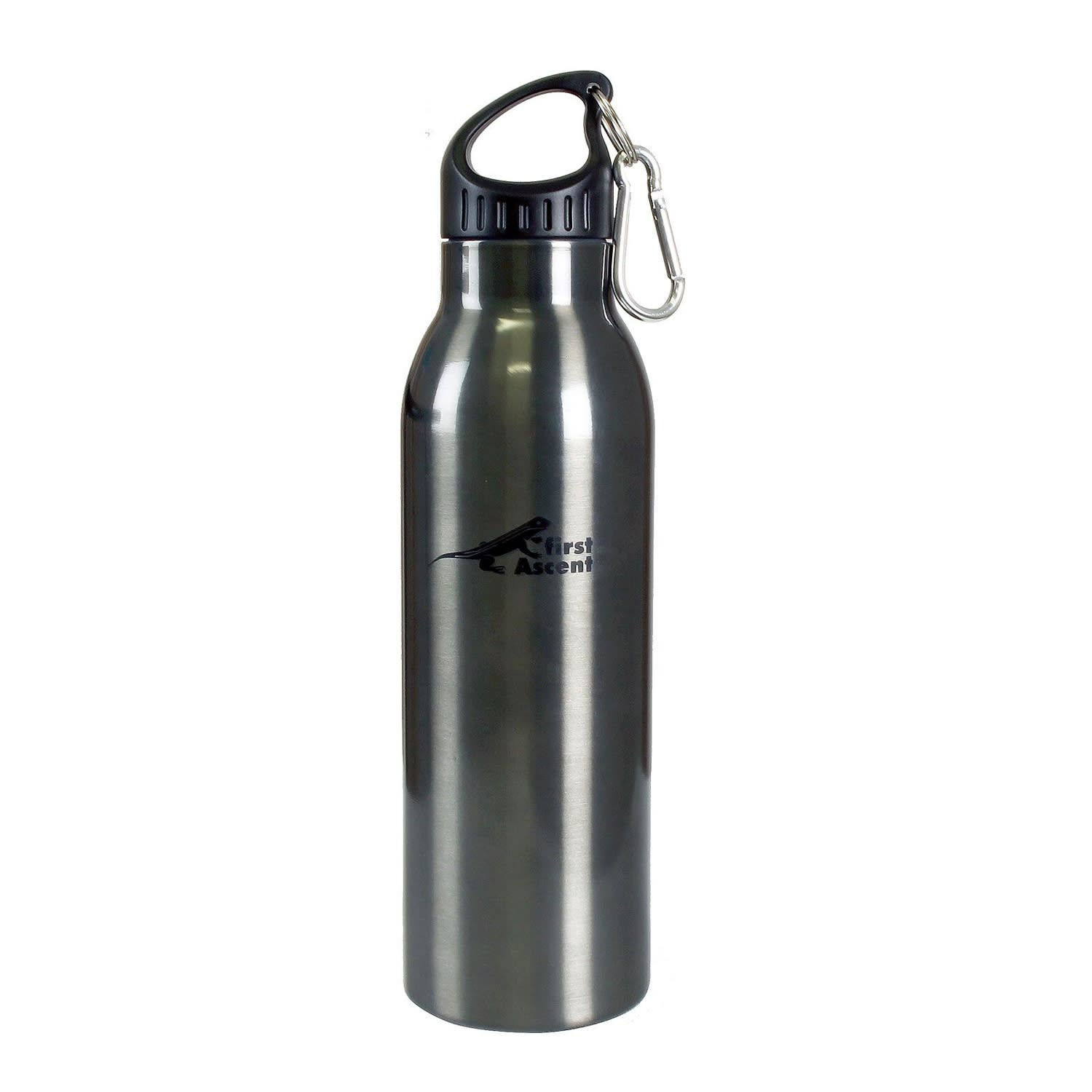 First Ascent Single Wall Stainless Steel Bottle 1000ml