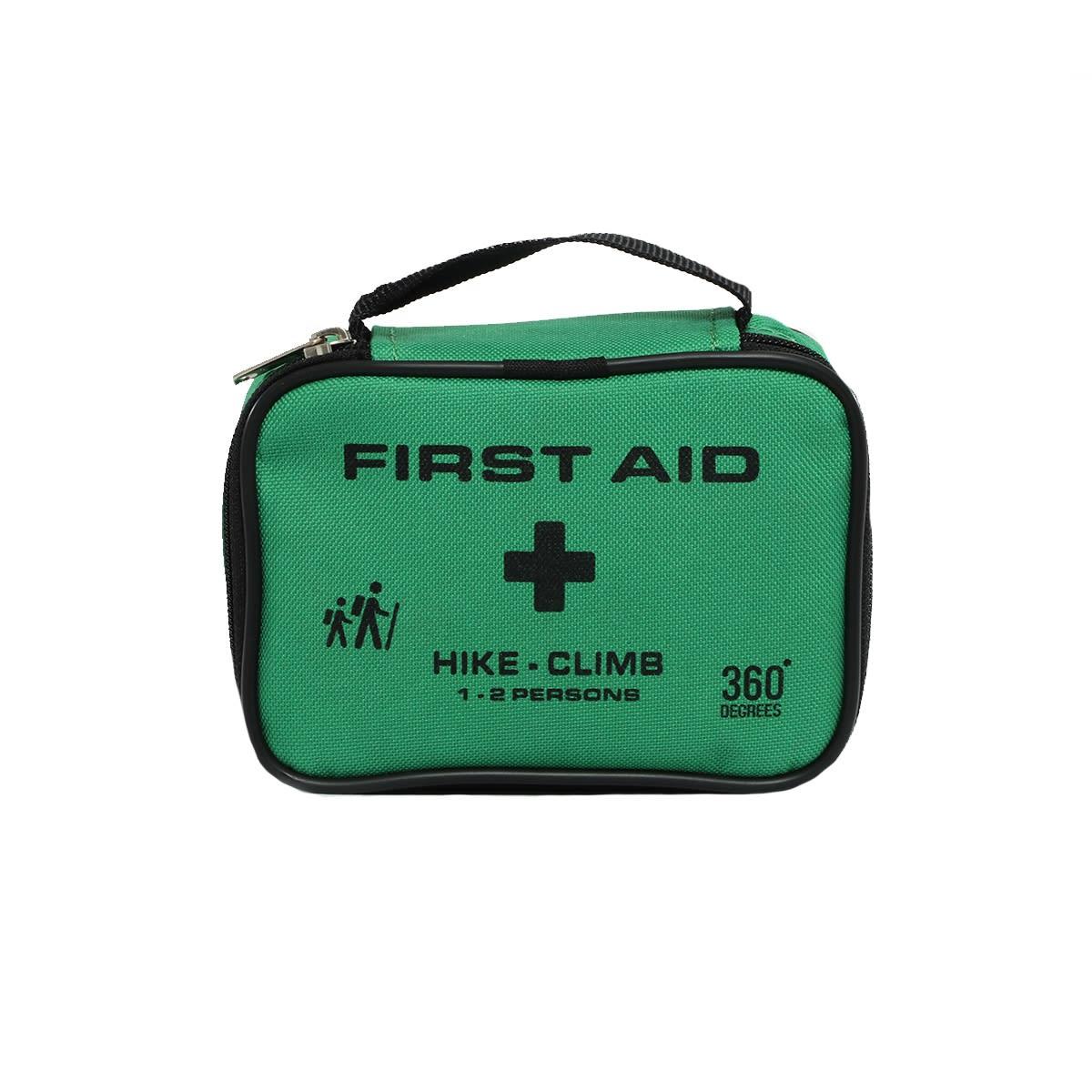 360 Degrees Climb/Hike First Aid Kit
