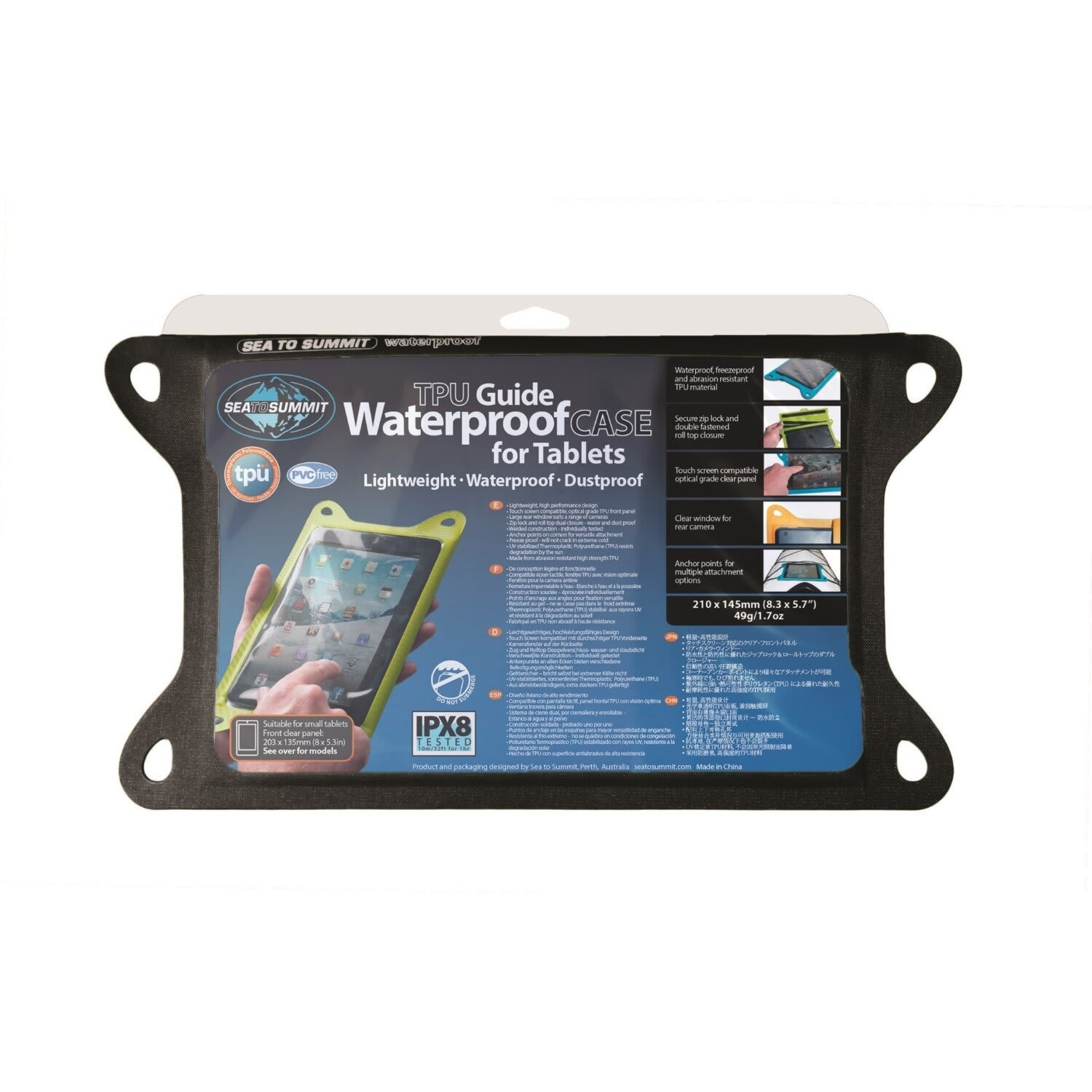 Sea to Summit TPU Guide Tablet Case (M)