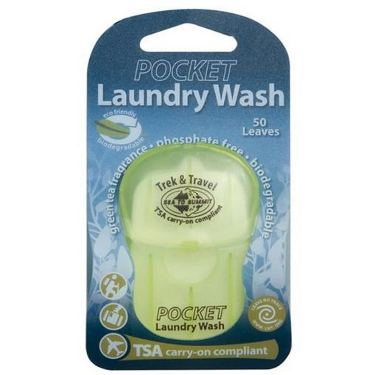 Sea to Summit Trek & Travel Pocket Laundry Wash