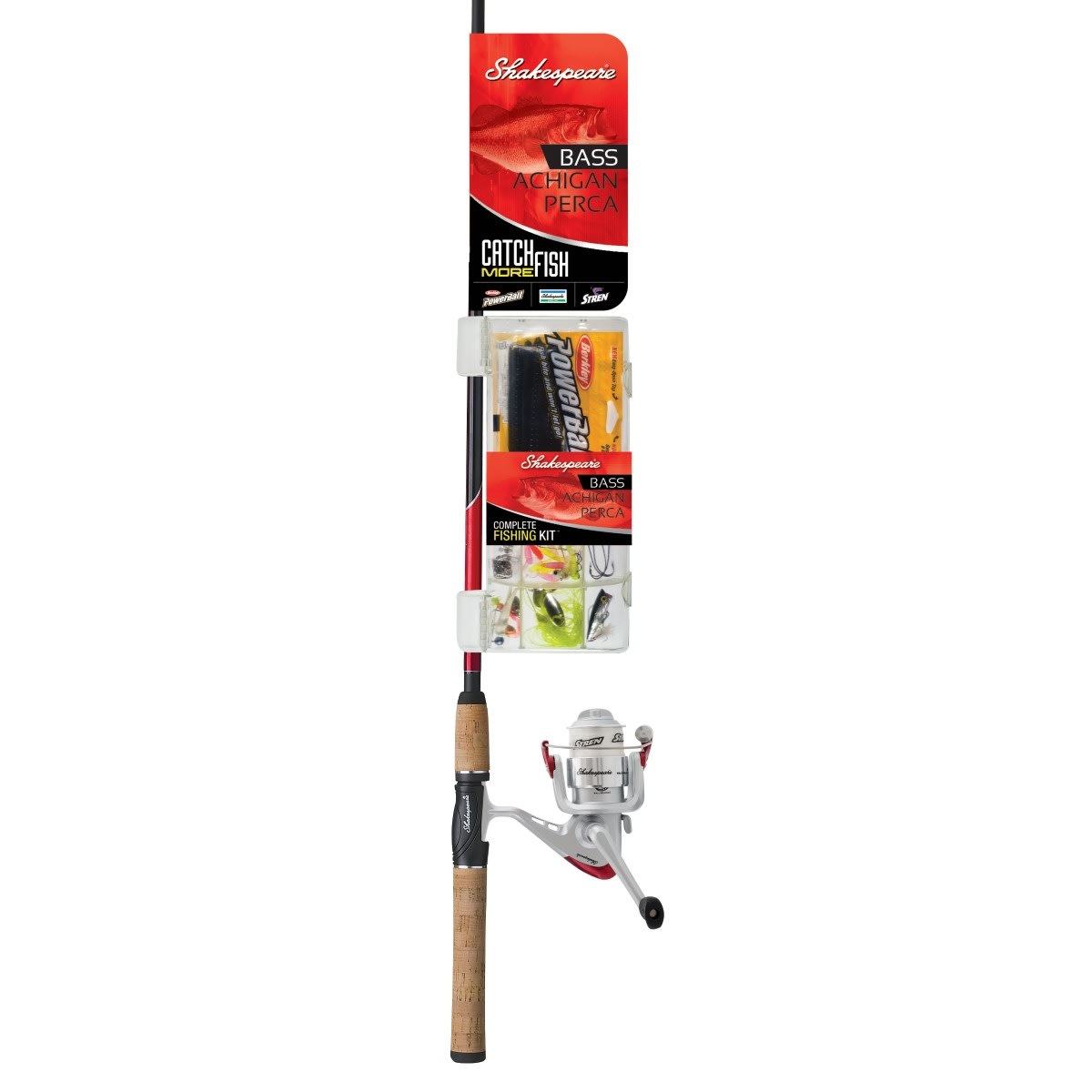 Catch More Fish Bass Combo Pack