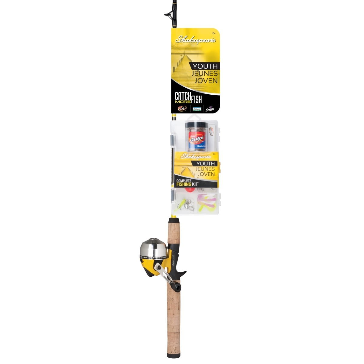 Catch More Fish Youth Combo Pack
