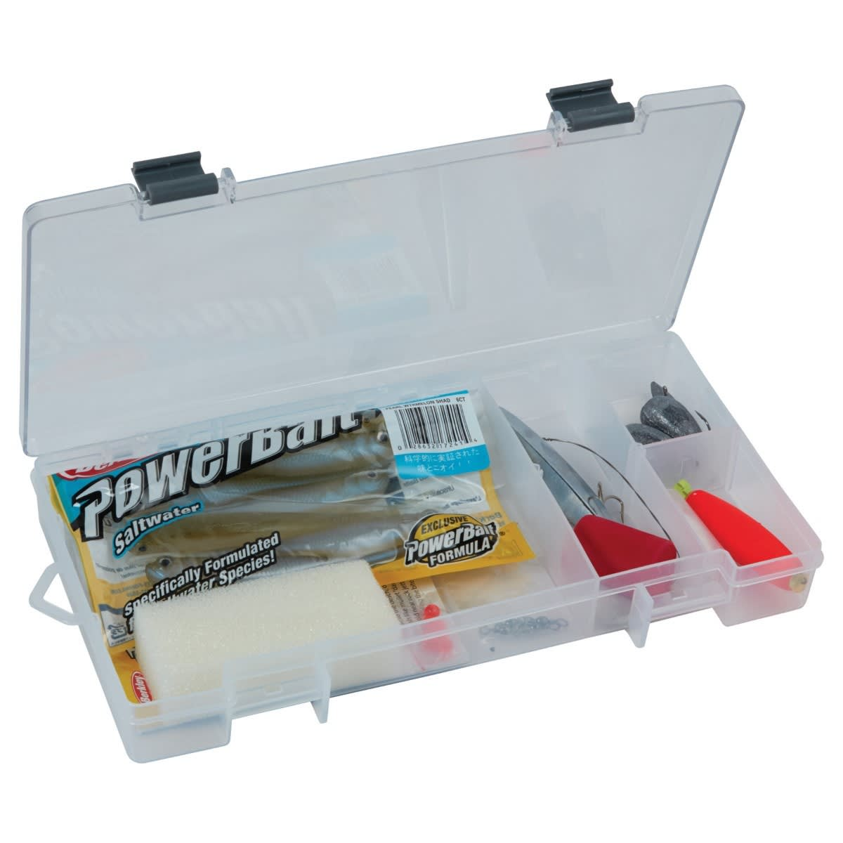 Catch More Fish Shad Tackle Box