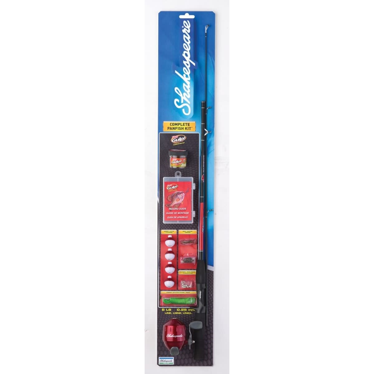 Complete Spincast Kit