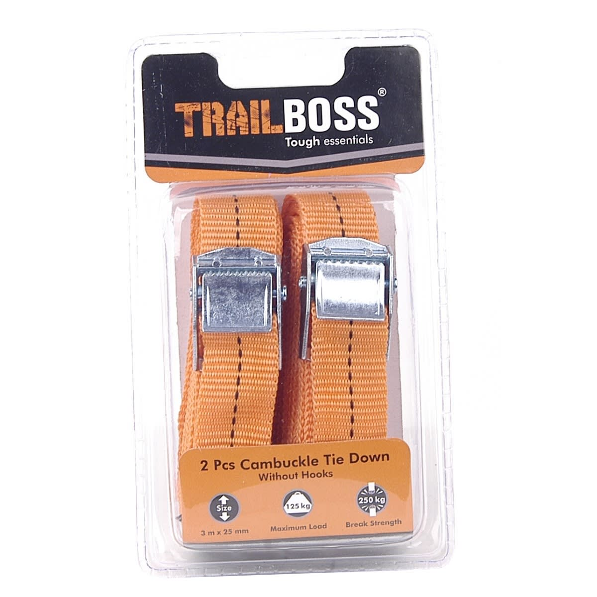 TrailBoss 3m Cam buckle