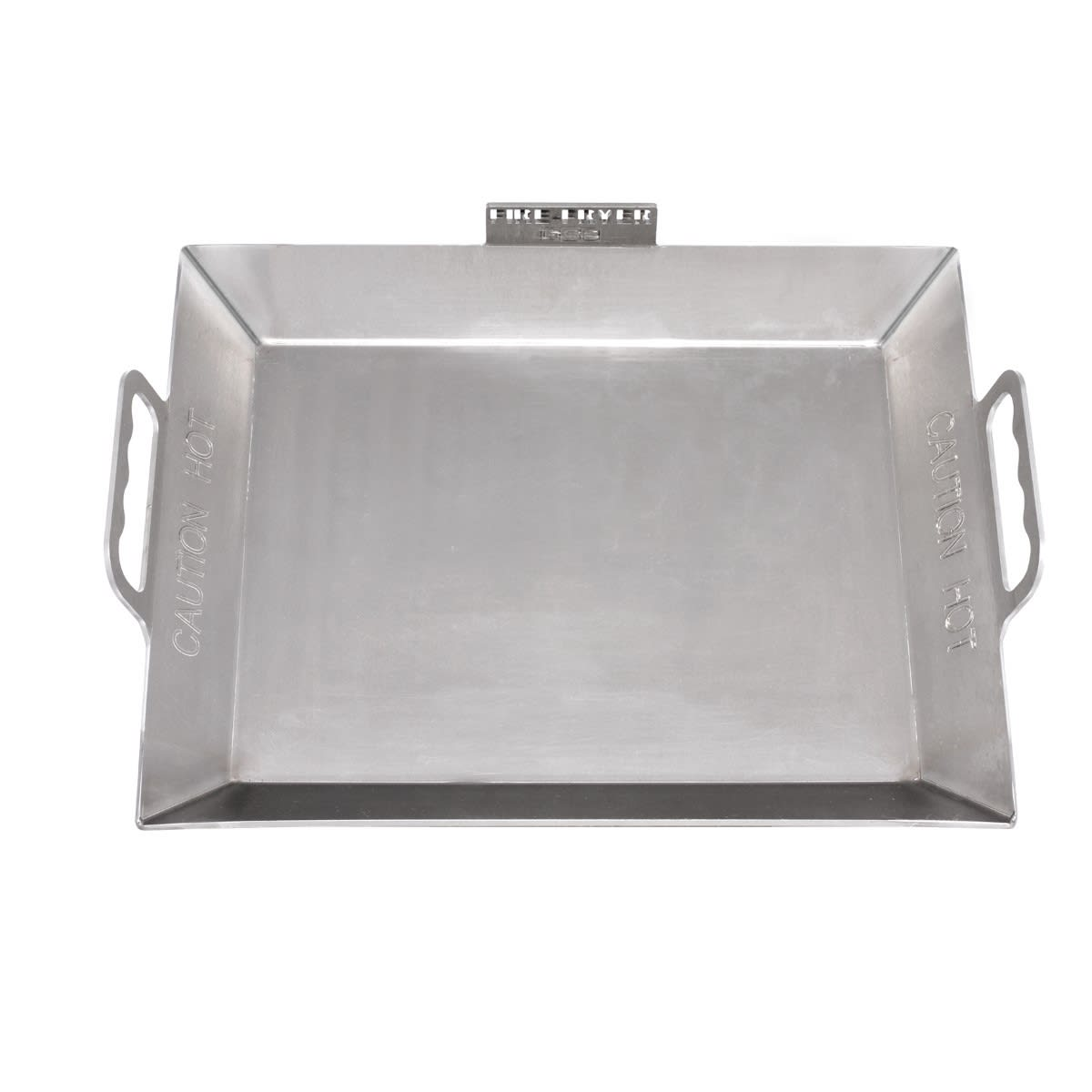 Fire Fryer Stainless Steel Braai Pan