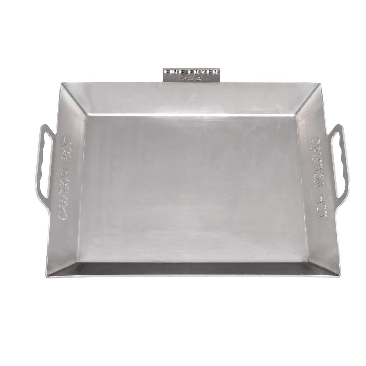 Fire Fryer Stainless Steel Braai Pan