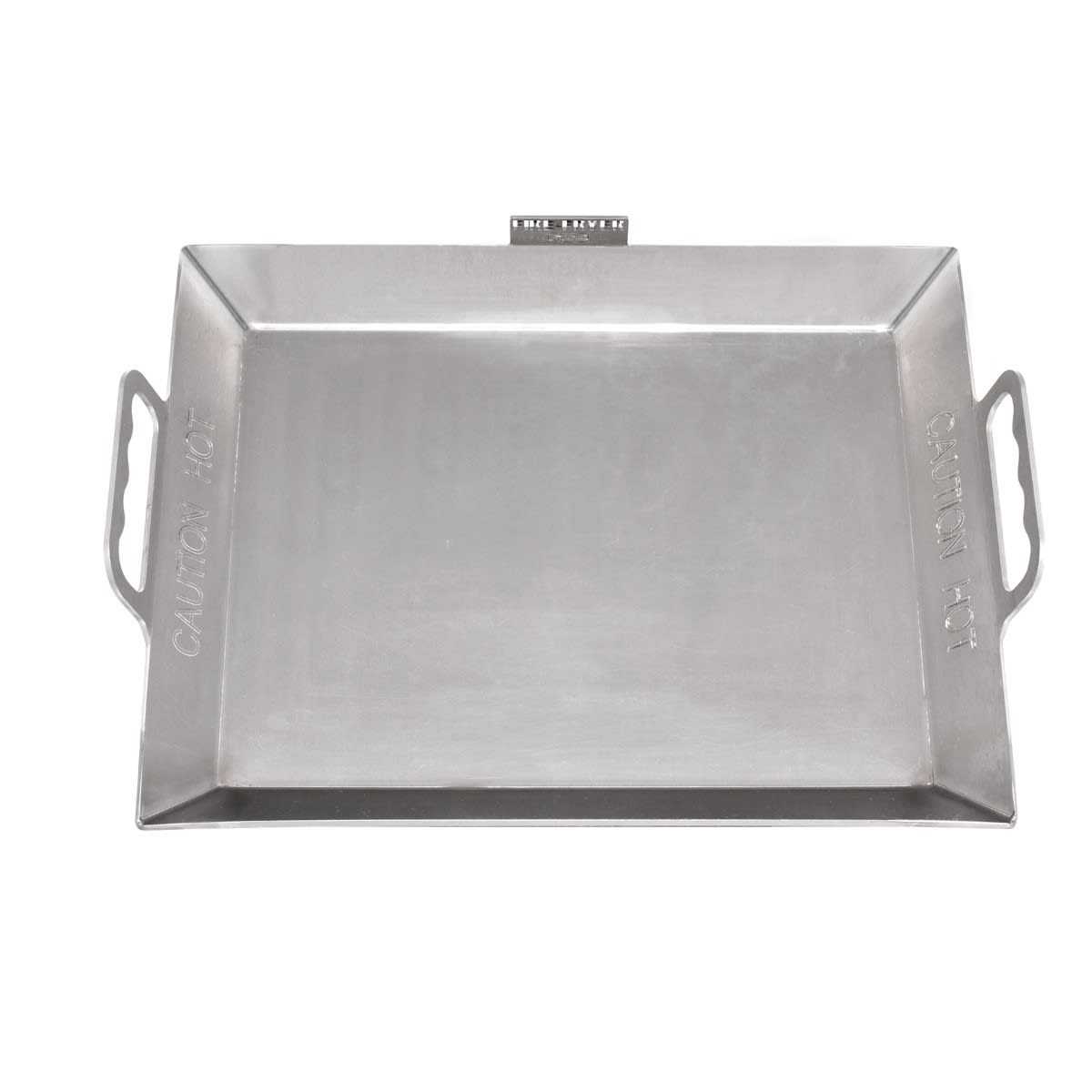 Stainless Steel Fire Fryer Braai Pan