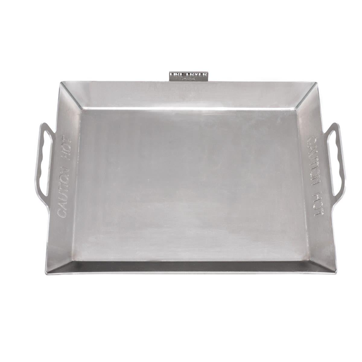 Stainless Steel Fire Fryer Braai Pan