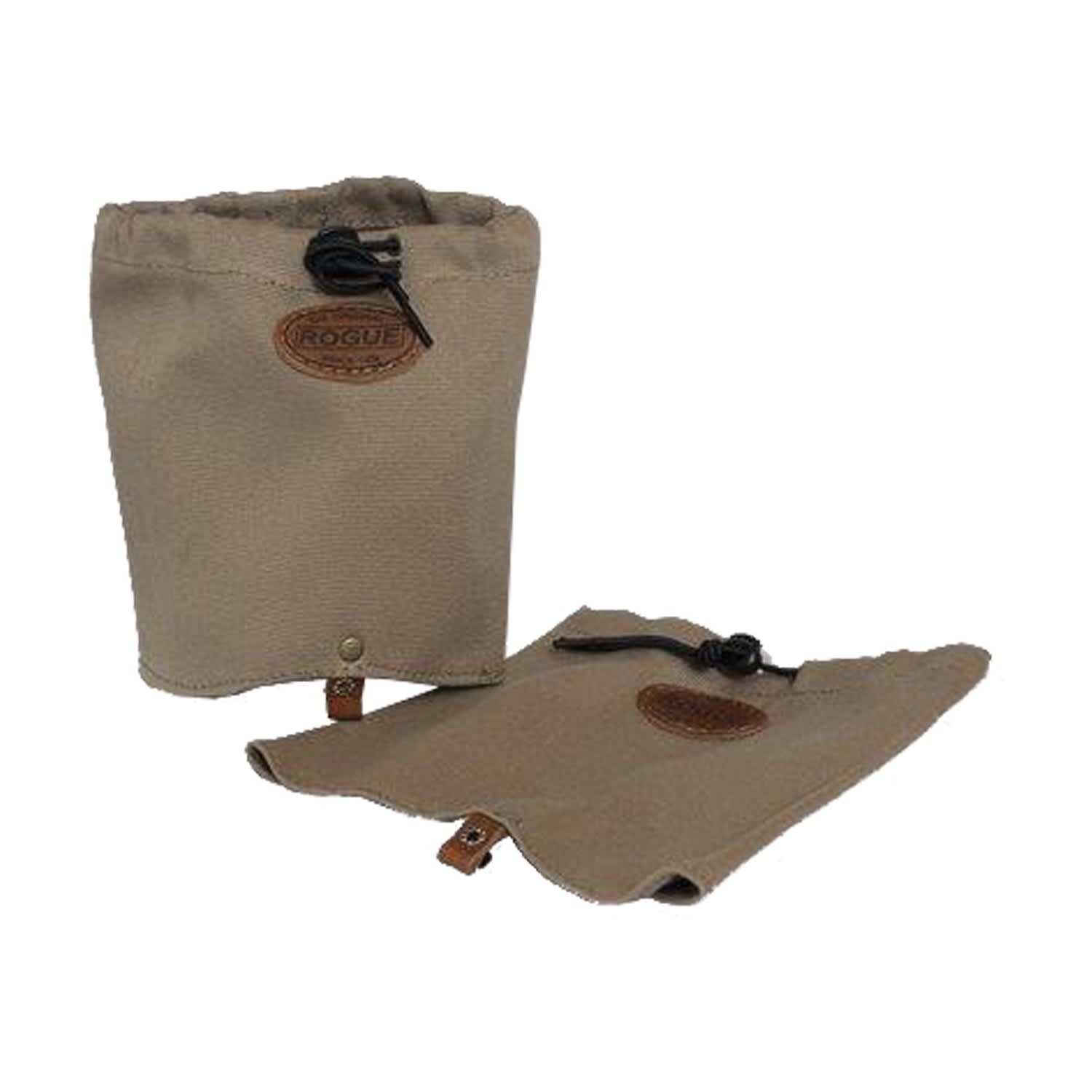Rogue Short Canvas Gaiters