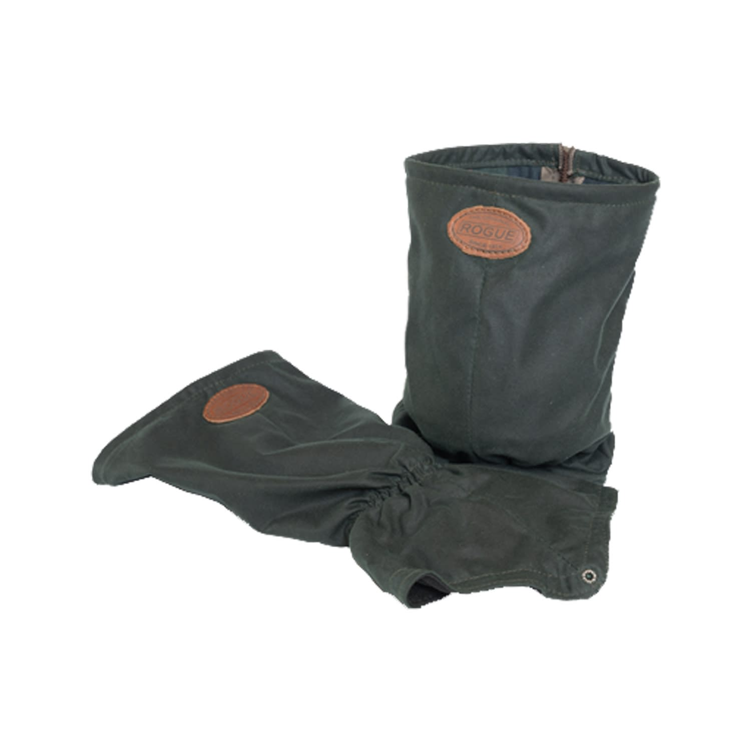 Rogue Long Tin Cloth Canvas Gaiters