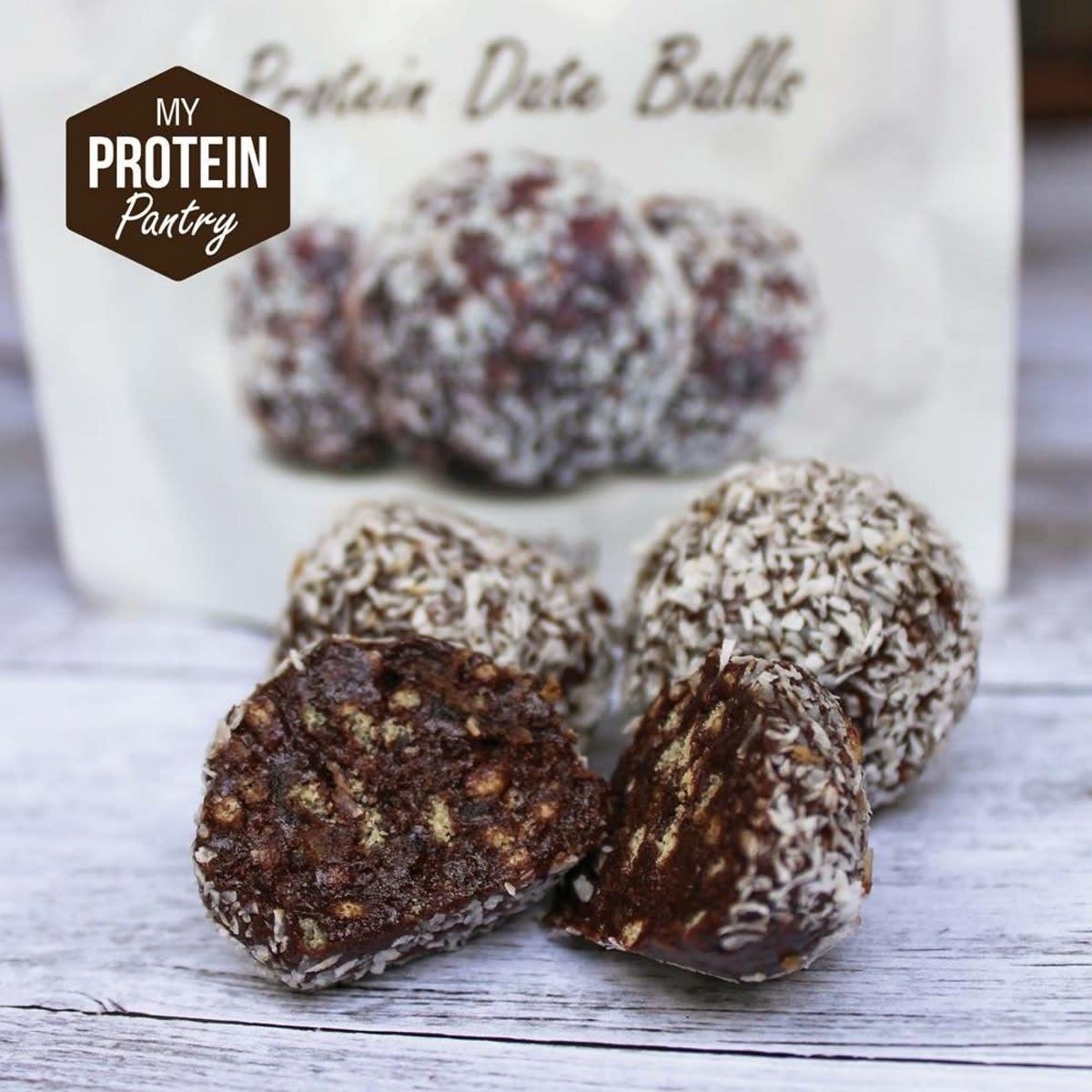 My Protien Pantry Date Balls