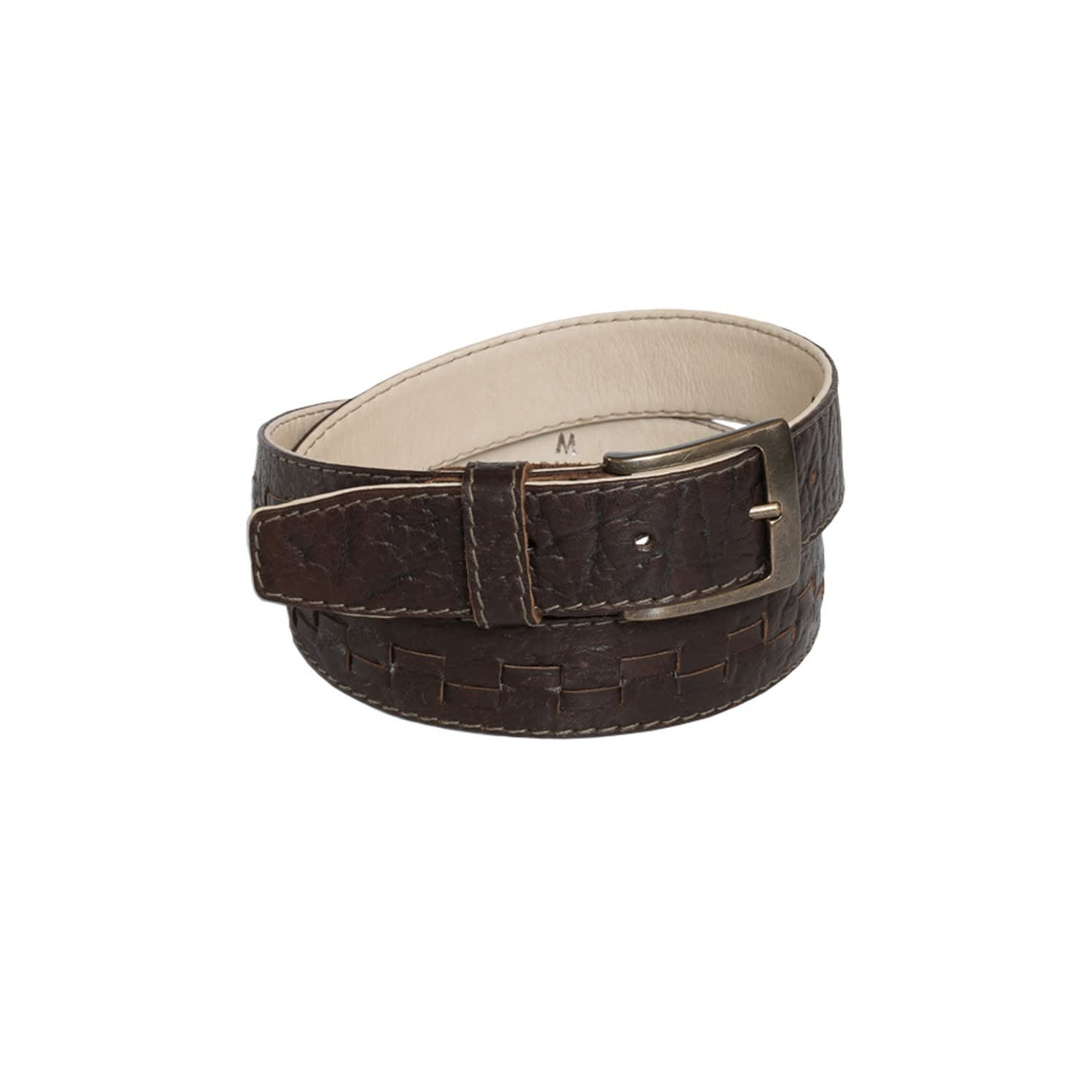 Rogue Genuine Wildebeest Belt