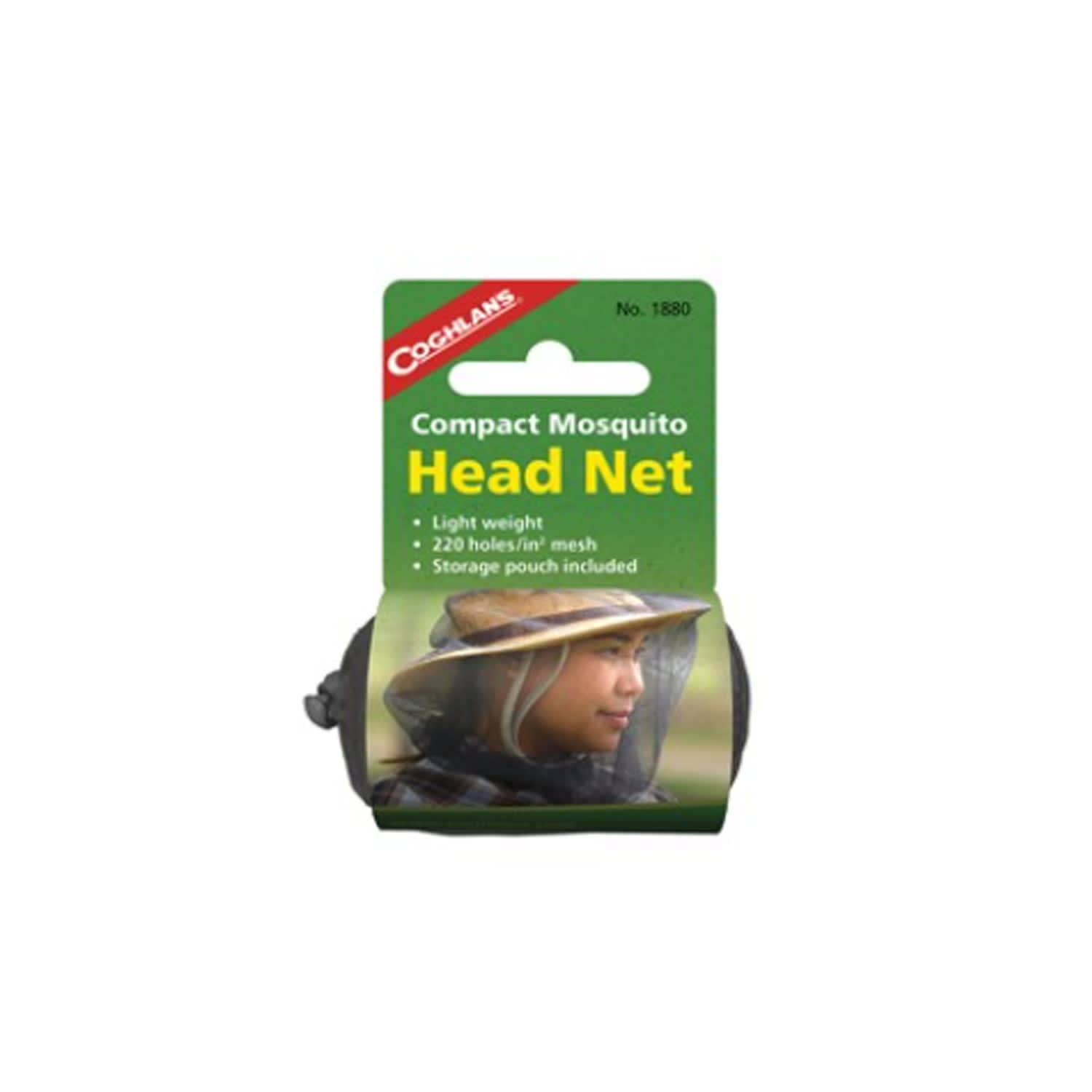 Coghlands Compact Mosquito Head Net