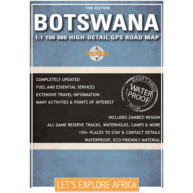 Botswana InfoMap
