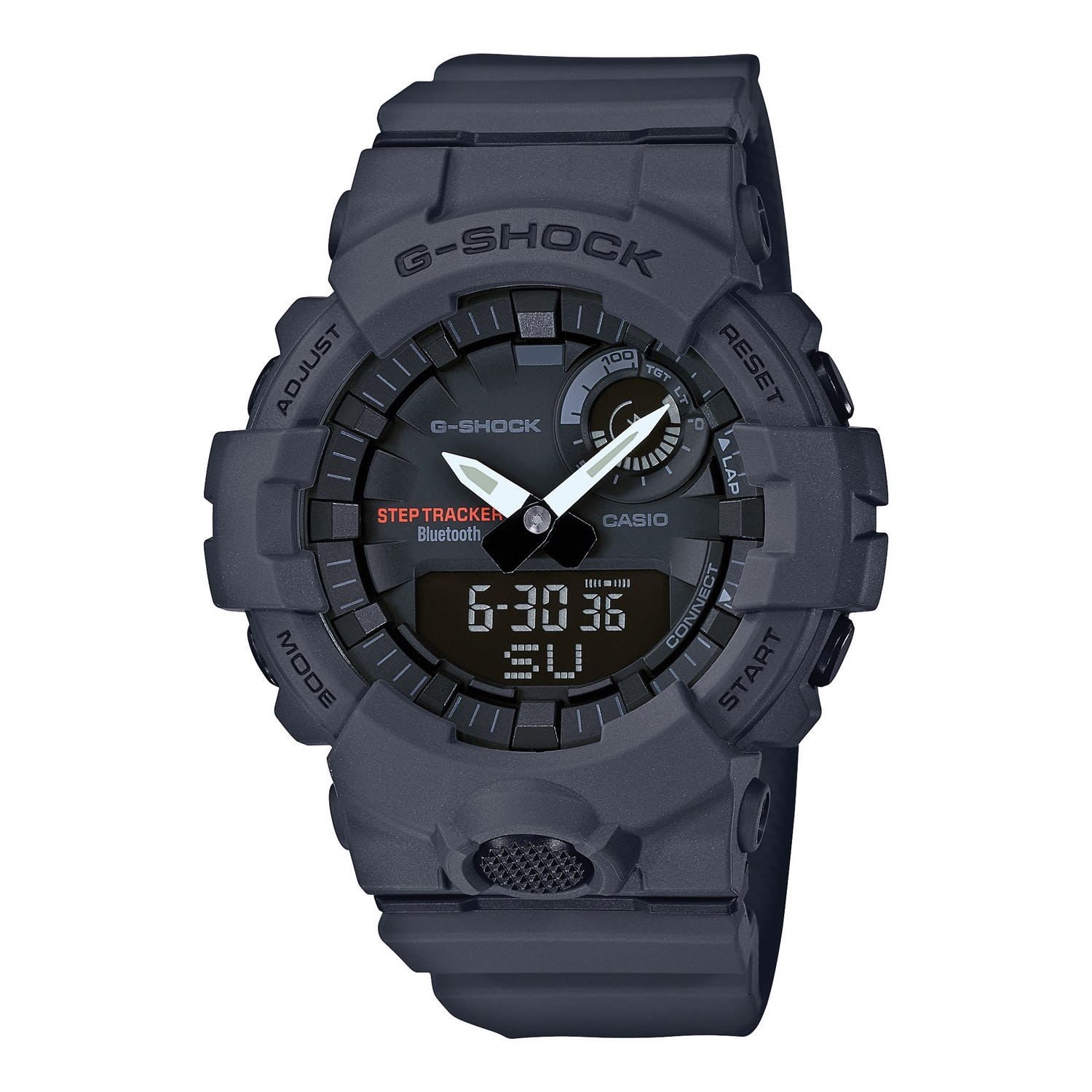 Casio G-Shock Watch Bluetooth Step Tracker GBA-800