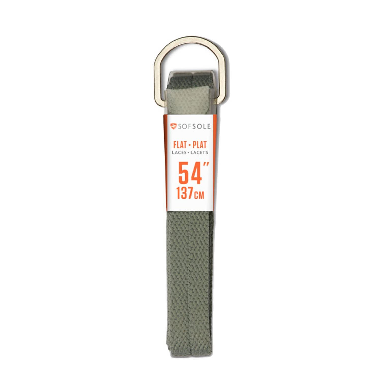Sof-Sole Athletic Flat Lace 137cm