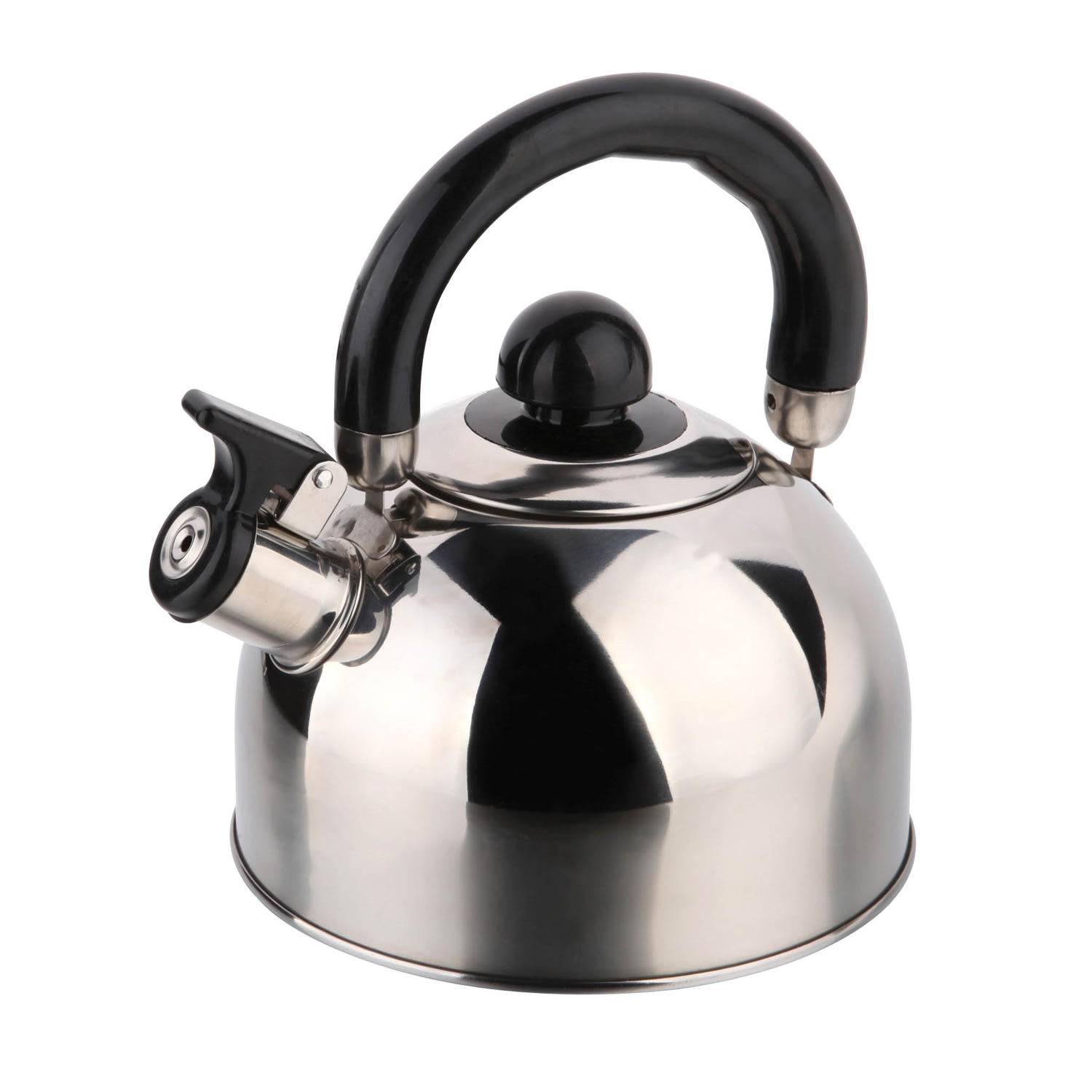 Oz Trail Stainless Steel Whistling Kettle