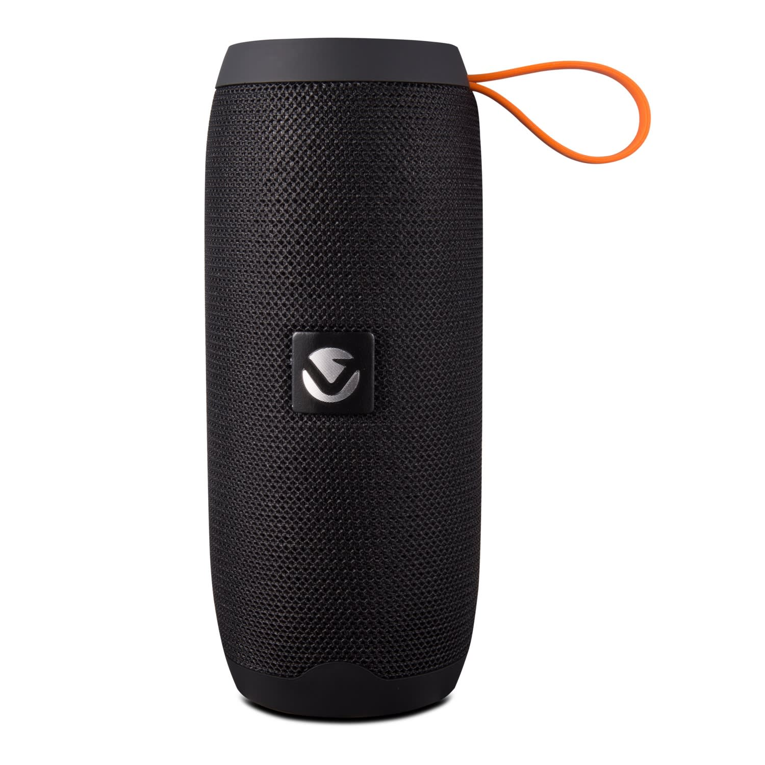 Volkano Stun Series Bluetooth Fabric Speaker With Carry Handle and Speaker Phone