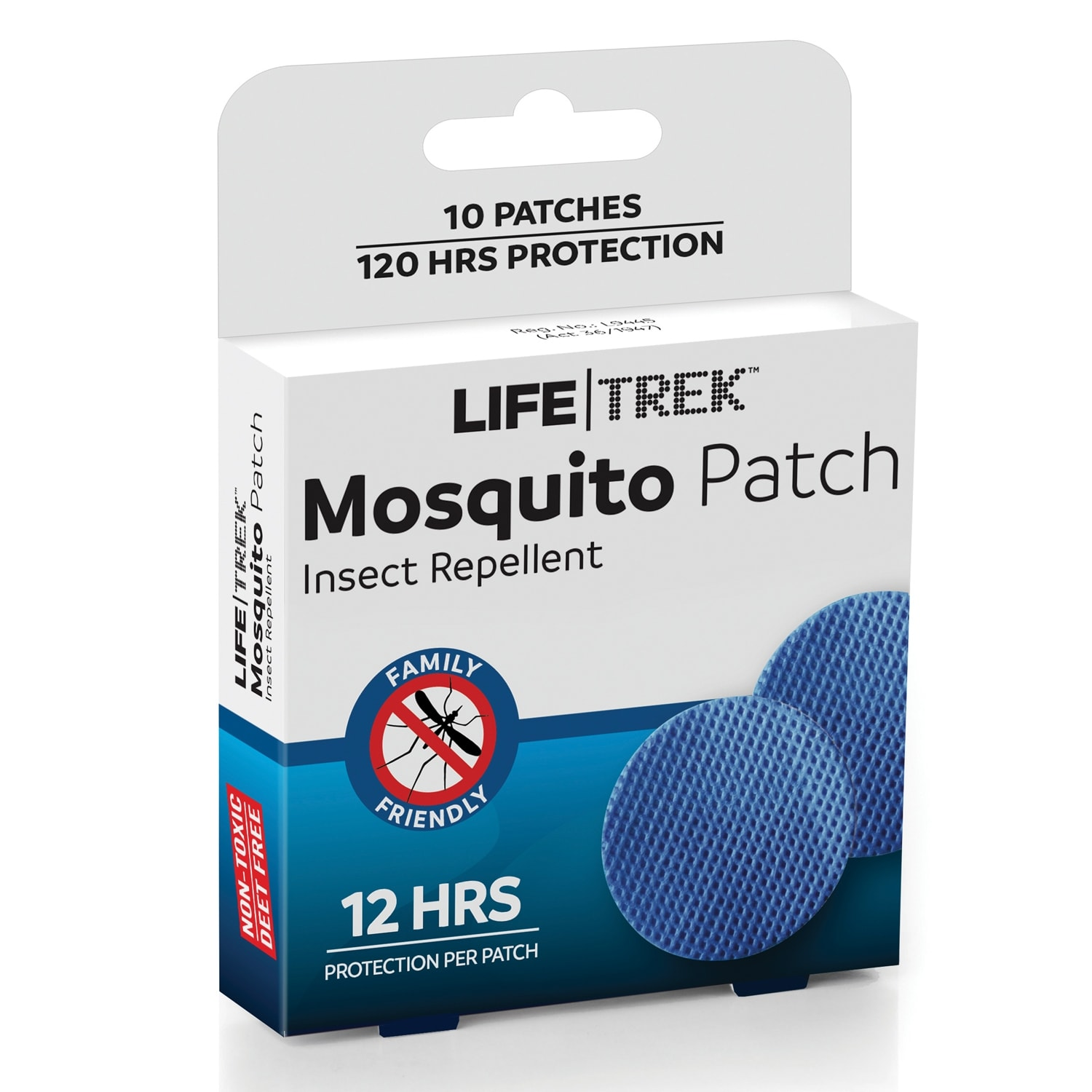 Lifetrek Mosquito Patch 10's