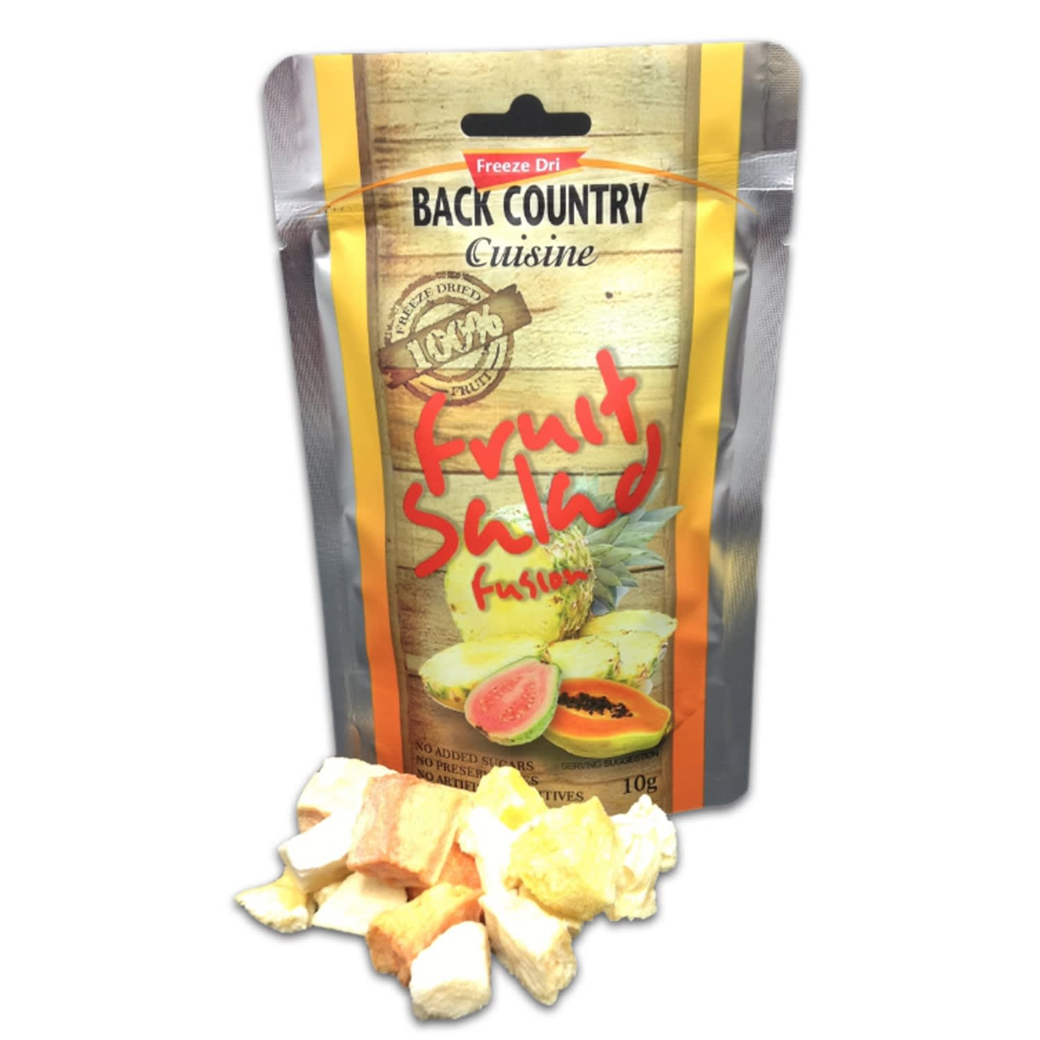 Back Country Fruit Pack Salad Fusion
